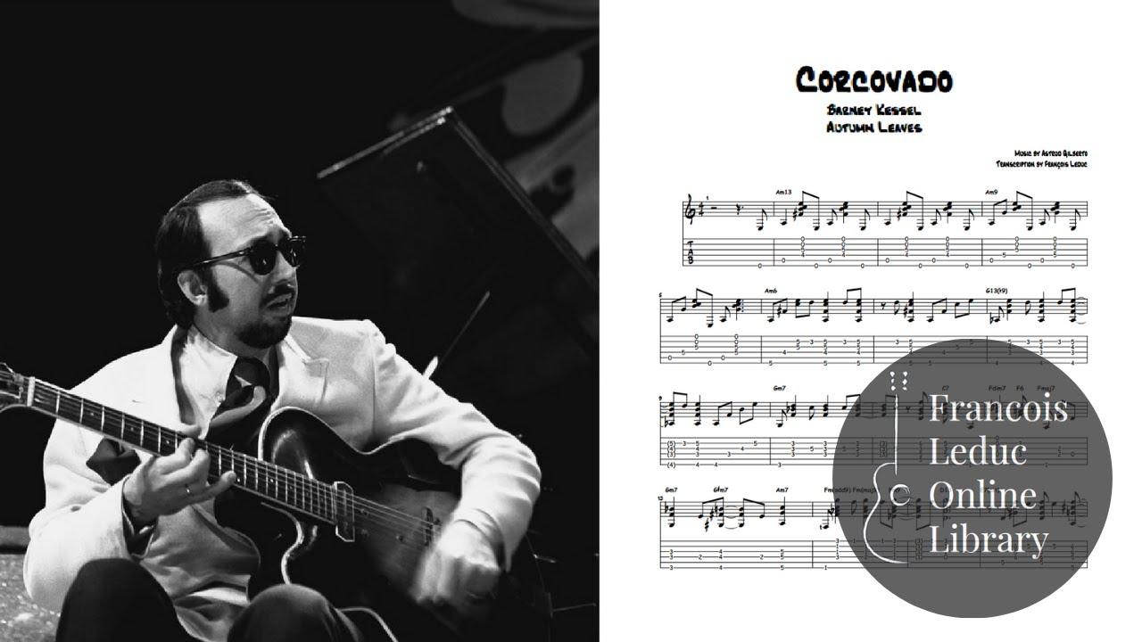 Corcovado - Barney Kessel - (Transcription) - YouTube