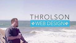Throlson Web Design Riverside CA