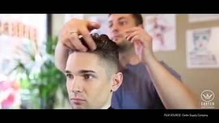 短髮油頭造型示範 Carter Flux 【徹底堅持】髮臘髮泥 PART3
