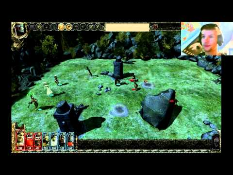Me playing: Disciples 3 Resurrection. W/ cam. Part 2. |
