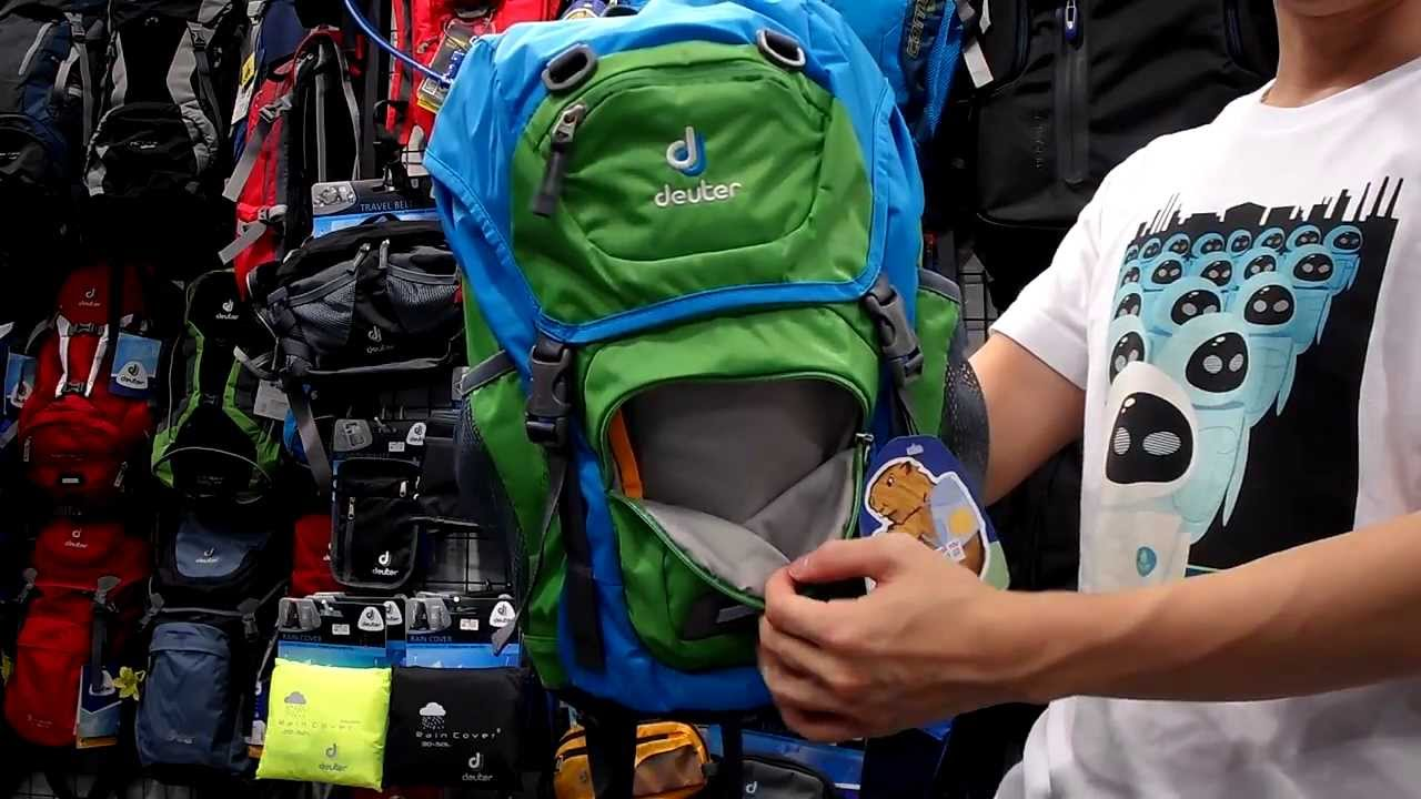f20d891d1d43 Deuter Junior - YouTube