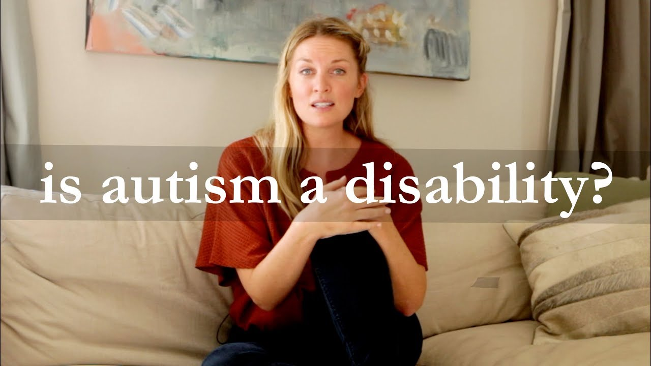 Is Autism a Disability?
