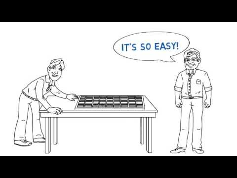 Build a solar panel without any technical skill ! – home energy