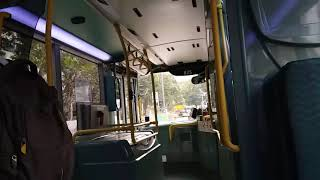 Publication Date: 2019-04-03 | Video Title: Hong Kong Bus MTR 825 @ K58 De
