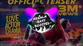 Kudukku Love Action Drama Song   [Bass Boosted] Song
