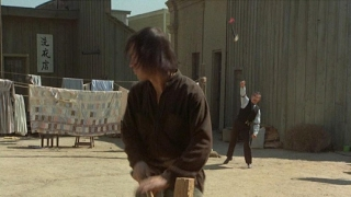 Kung Fu: Caine vs Flying Axe