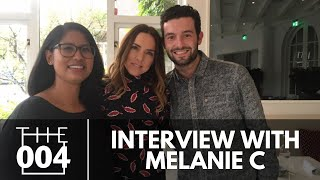 Mike and Kelly interview Spice Girl, Melanie C, ahead of her perfor...