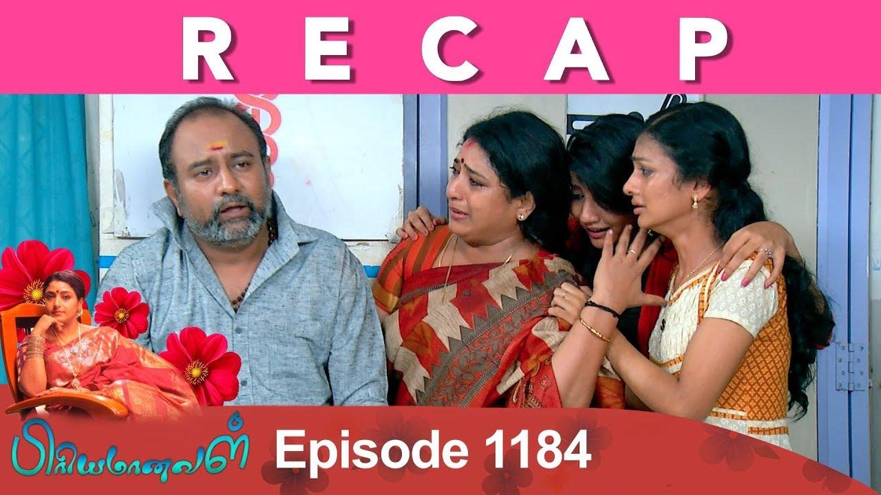 RECAP : Priyamanaval Episode 1184, 01/12/18