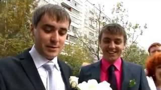 Прикольный выкуп невесты в стиле'Мафия'