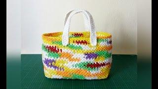 Making Plarn Bags (Pattern 4)