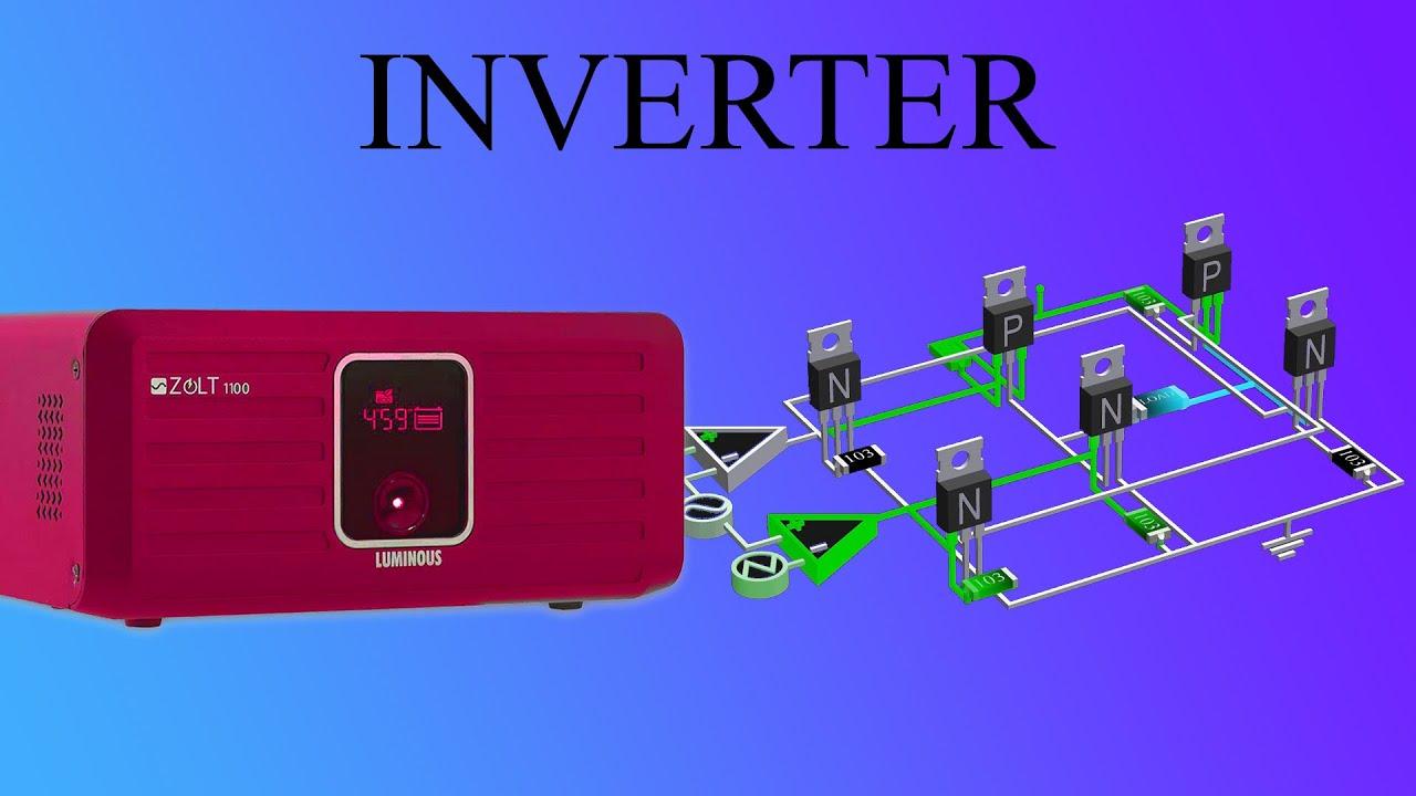 How does an Inverter work? | Sine wave Inverter