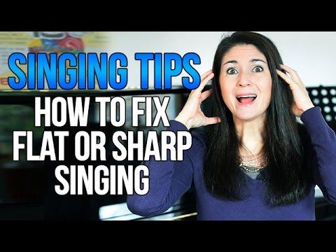 Freya's Singing Tips: How to Fix FLAT or SHARP Singing