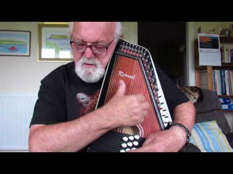 Autoharp: Red Wing (Including lyrics and chords)