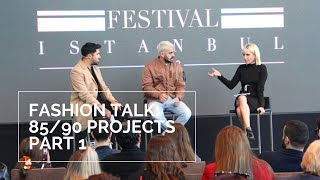 Fashion Talk: Eymen Topçuoğlu & Can Esat Yalkın in Conversation with Bediz Yıldırım (Part 1/2)