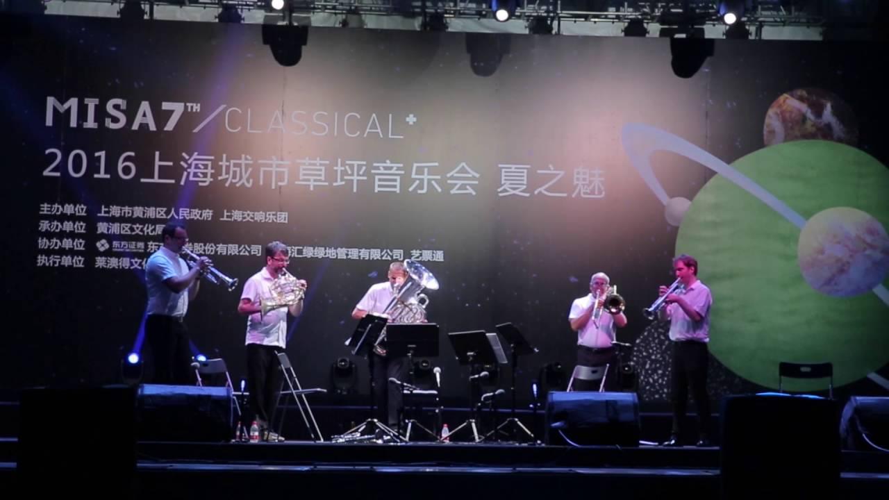 Shanghai Brass