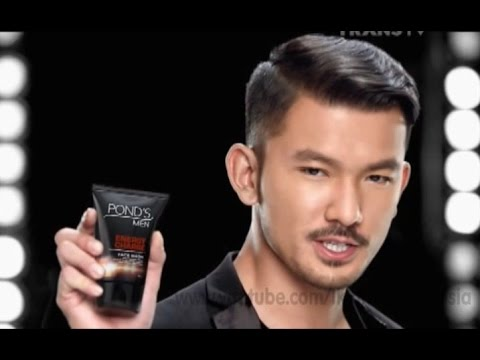 Iklan Pond's Men Energy Charge Face Wash edisi Rio Dewanto