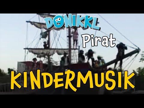 Kindermusik ♫ Kinderlieder ♫ Pirat ♫ DONIKKL