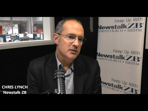 Labour's Phil Twyford speaks to NewstalkZB's Chris Lynch