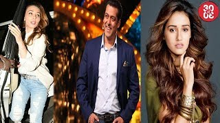Iulia Leaves Because Of Salman-Katrina Bond | Disha Patani Upsets Tiger Shroff's Neighbours