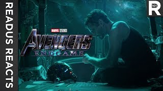 Avengers: Endgame - Teaser Trailer | READUS 101 thumbnail