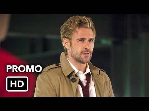 Promo y fotos del episodio de Arrow con Constantine