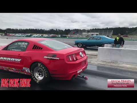 Drag Racing Fanatic Jerry Nash Live Stream E1 Sunday.