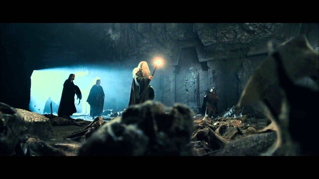 Lotr Fall Wallpaper Lotr The Fellowship Of The Ring Extended Edition Moria
