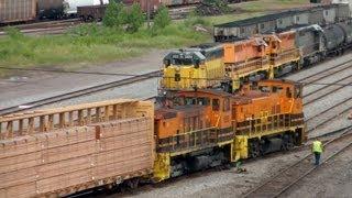 Railfanning Buffalo NY July 25-26 2011 with B&P, Cabooses, & More (1/2)