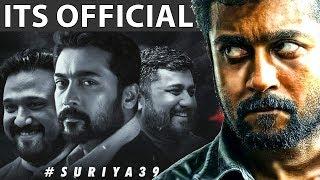 Official Update | Suriya 39