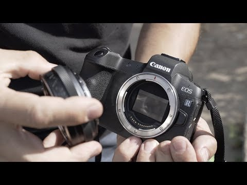 Videorecenze: Canon EOS R + EF 70-200mm f/2,8 L IS III