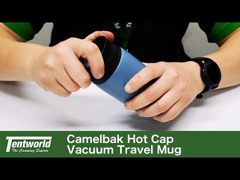 Camelbak Hot Cap Travel Mug   Close Look & Review