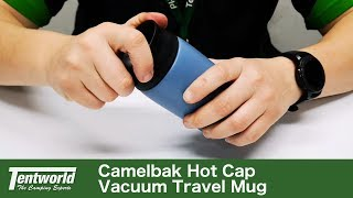Camelbak Hot Cap Travel Mug | Close Look & Review