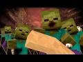 Minecraft | HOW TO SURVIVE A ZOMBIE APOCALYPSE! (Zombie Survival Bunker)