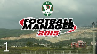 Football Manager 2015 - JourneyMan Episode 1 - Unemployed