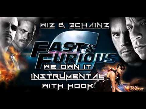 Wiz & 2Chainz - We Own It Instrumental With Hook