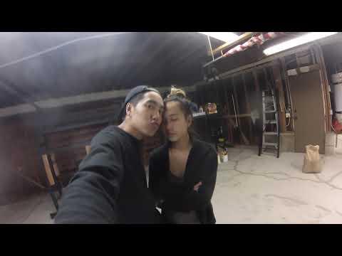 DIY Garage Makeover - Epoxy Floors