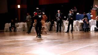 Michael Badong- Crystal Phuong Professional Latin (Samba).MOV Thumbnail