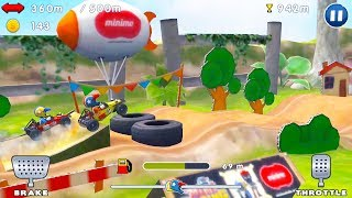 Mini Racing Adventures   Android Games 2018 Gameplay   Friction Games
