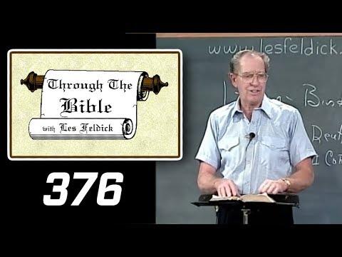 [ 376 ] Les Feldick [ Book 32 - Lesson 1 - Part 4 ] 2 Corinthians 11:22 - Galatians 1:7  b