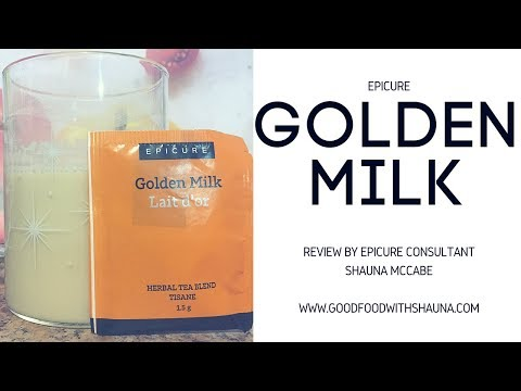 Review: Epicure Golden Milk