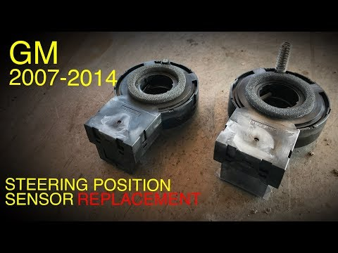 Gm Steering Wheel Position Sensor Replacement (Tips and Tricks)