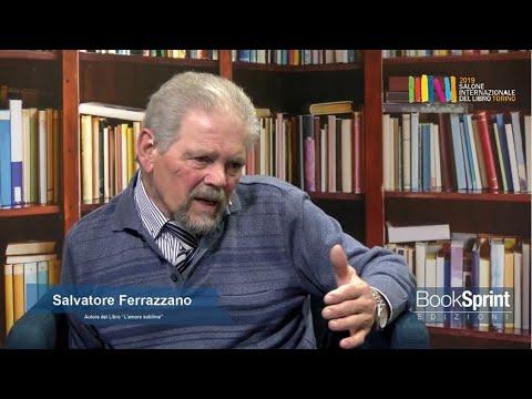 Salvatore Ferrazzano Dal Salone Internazionale Del Libro Di Torino 2019 - BookSprint Edizioni