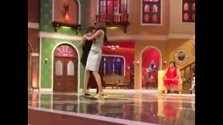 Monica Gill Dancew Kapil Sharma show cute dance | Sardaar ji 2