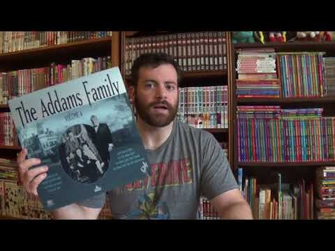 The Addams Family LaserDisc 60's TV series & 90's movie