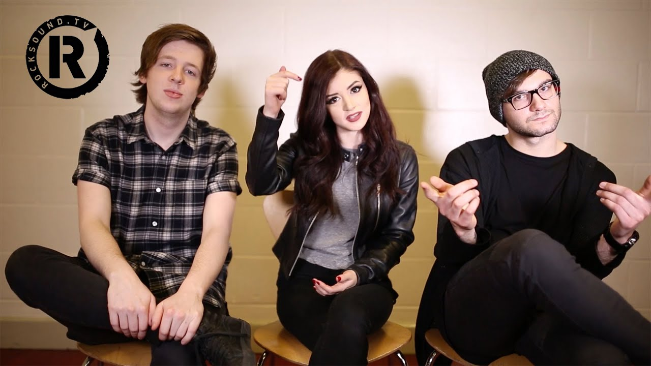 Against The Current - Remember That Time I... Interview - YouTube