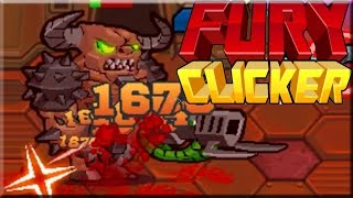 Fury Clicker Game Walkthrough (Full Game)