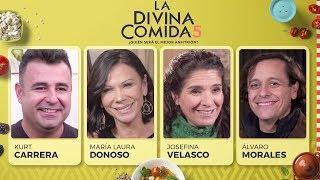 La Divina Comida - María Laura Donoso, Kurt Carrera, Josefina Velasco y Álvaro Morales
