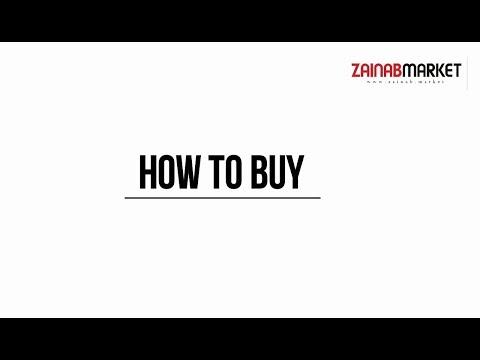 How to buy Online | Zainab Market