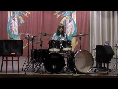 Imagine Dragons - Believer (Drum cover)