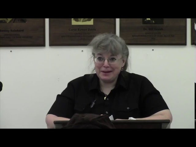 2015 Hall of Fame: Constance Wolf